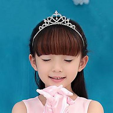 levne Dámské šperky-Dámské Dívčí Elegantní Dítě Slitina Šperky do vlasů Ležérní
