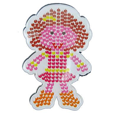 voordelige tekening Speeltjes-Fuse beads Plezier 5 mm sjabloon Muovi Klassiek Kinderen Speeltjes Geschenk