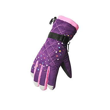 Lyžařské rukavice Dámské Voděodolný   Zahřívací Plátno Lyže 5204492 2019 –   9.99 0c15140893