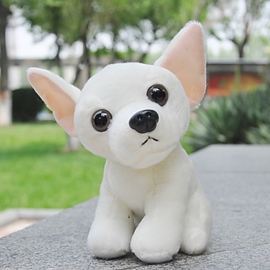 Cachorros Animais De Pelucia Feito A Mao Realista Fofinho Desenho