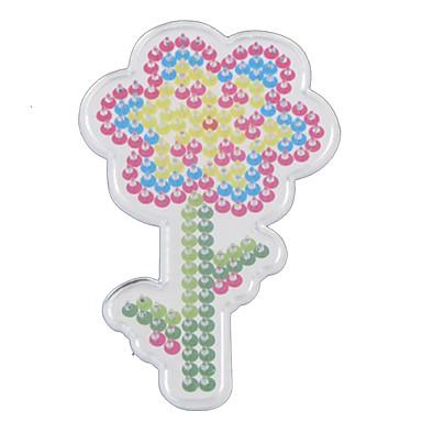 preiswerte DIY Spielzeug-Schmelzperlen Spaß 5mm Vorlage Kunststoff Klassisch Kinder Spielzeuge Geschenk