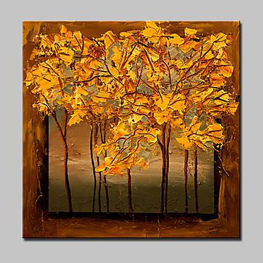 moderne maleri på lerret