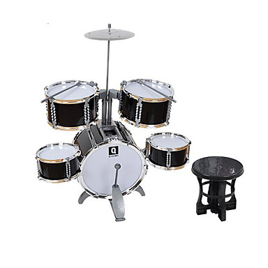 Educational Toy Toys Novelty Drum Set Pvc Abs Metal Pieces Gift 5157893 2018 55 99