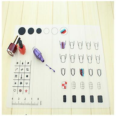 voordelige Nagelgereedschap & Apparatuur-Schilderende Hulpmiddelen Nail SalonTool Nail Art Make Up