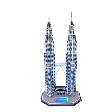 voordelige 3D-puzzels-3D-puzzels Machine / Huis Papier / EPS 130 pcs Geschenk