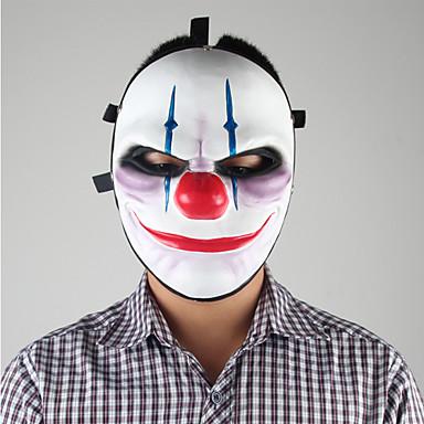 levne Masky-Halloweenské masky Masky maškarní Polykarbonát Plastický Filmová postava Jídlo a nápoje Dospělé