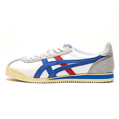 hot sale online 76324 5e8b3 [$92.69] Onitsuka Tiger® TIGER CORSAIR VIN Running Shoes Men's / Women's  Wearproof / Breathable Real Leather Rubber Leisure Sports / Backcountry