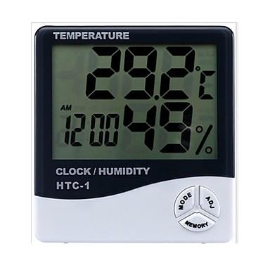 beltéri és kültéri hőmérséklet páratartalom elektronikus digitális hőmérő  elektronikus óra páratartalom 5280585 2019 –  6.99 a8ecd9cd41