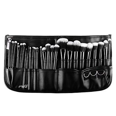 preiswerte Make-up-Pinsel-Sets-Professional Makeup Bürsten Bürsten-Satz- 29 Stück Professionell vollständige Bedeckung Synthetik Künstliches Haar / Kunstfaser Pinsel Holz Make-up Pinsel zum Make - Up Pinselset