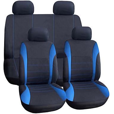 billige Interiørtilbehør til bilen-bilsete deksel interiør tilbehør airbag kompatibel autoyouth sete deksel for lada volkswagen rød blå grå sete beskytter