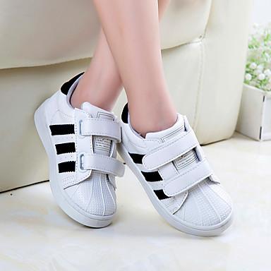 675266087 بنات-أحذية رياضية-خارج-أسود أبيضكعب مسطح-مطاط 5286522 2019 – $13.99