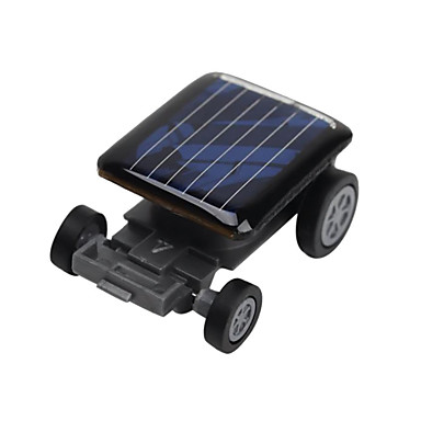 voordelige Speelgoed op zonne-energie-SCAR Speelgoedauto's / Speelgoed op zonne-energie / Wetenschaps- & Ontdekkingssets Mini / Onderwijs Jongens Speeltjes Geschenk 10 pcs