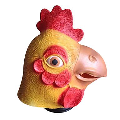 levne Masky-Halloweenské masky Masky zvířat Polykarbonát Latex Guma Párty Koře Jídlo a nápoje Dospělé