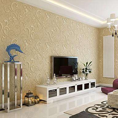 Art Deco 3D Haus Dekoration Moderne Wandverkleidung, Other Stoff ...