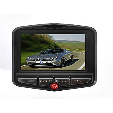 levne Auto Elektronika-Car DVR 2.5 palce Obrazovka Dash Cam