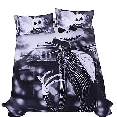 BeddingOutlet Bedding Nightmare Before Christmas Cool Bed Linen ...