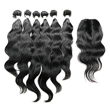 povoljno Ekstenzije od ljudske kose-Indijska kosa Prirodne kovrče Ljudska kosa Kosa potke zatvaranje Isprepliće ljudske kose Rasprodaja Proširenja ljudske kose