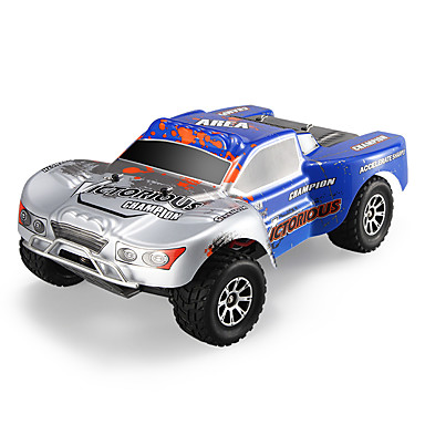 RC Car WLtoys A969-B 2.4G Buggy (Off-road) / Off Road Car / Drift Car 1:18 Brush Electric 70 km/h Remote Control / RC / Rechargeable / Electric