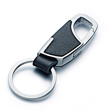 levne Závěsy a ozdoby do auta-ziqiao kovové auto standardní klíčenka klíčenka řetězec dárek ušlechtilý pro styling auta