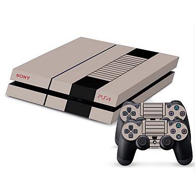 preiswerte Super Angebote-B-SKIN Aufkleber Für PS4 . Aufkleber PVC 1 pcs Einheit