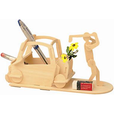 levne 3D puzzle-Dřevěné puzzle Golfové hračky Golf profesionální úroveň Dřevěný 1 pcs Dětské Chlapecké Dívčí Hračky Dárek