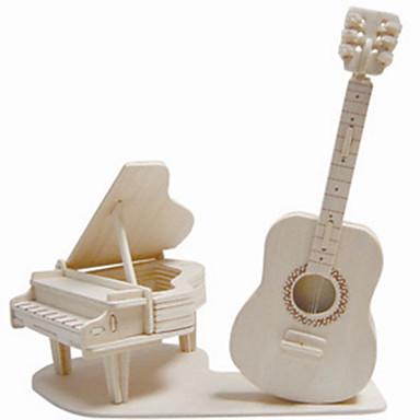 ปริศนาไม้ Piano เครื่องดนตรี ระดับมืออาชีพ ไม้ 1 pcs เด็กผู้ชาย เด็กผู้หญิง Toy ของขวัญ