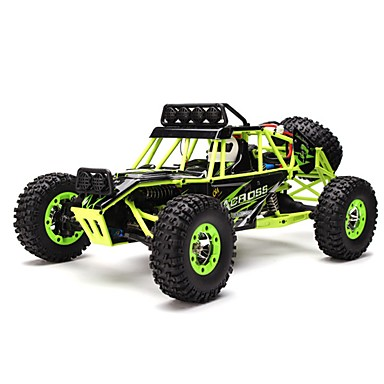 cheap RC Cars-RC Car WLtoys 12428 2.4G Buggy (Off-road) / Rock Climbing Car / Off Road Car 1:12 Brush Electric 50 km/h Rechargeable / Remote Control / RC / Electric