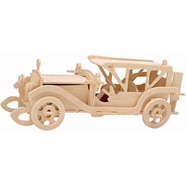 levne 3D puzzle-Dřevěné puzzle Auto Golf profesionální úroveň Dřevěný 1 pcs Dětské Chlapecké Dívčí Hračky Dárek