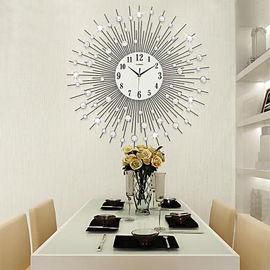 Modern kort rs h zak fali ra m sok akril veg f m 65 - Como hacer un reloj de pared ...
