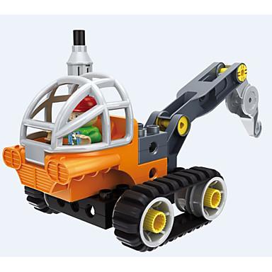 Building Blocks ของเล่นชุดก่อสร้าง ของเล่นการศึกษา 38 pcs เครื่องจักร ที่เข้ากันได้ Legoing เด็กผู้ชาย เด็กผู้หญิง Toy ของขวัญ