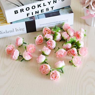 levne Party doplňky-Umělé květiny Hedvábí Svatební dekorace Štando / Dárky pro novorozeně Plážový motiv / Zahradní motiv / Květinový motiv Jaro / Léto / Podzim