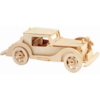 ปริศนาไม้ รถยนต์ ระดับมืออาชีพ ทำด้วยไม้ 1 pcs สำหรับเด็ก เด็กผู้ชาย Toy ของขวัญ