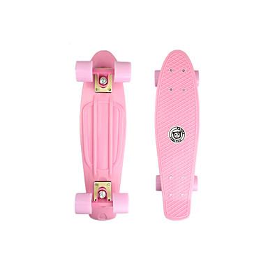 povoljno Romobili, skejt i role-22 inča kruzeri Skateboard PP (Polipropilen) Light Pink