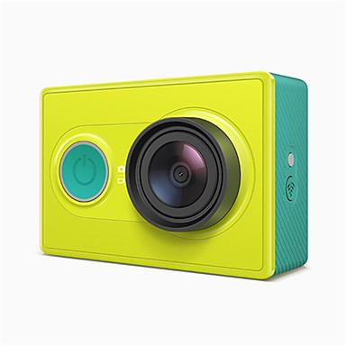 Xiaomi Xiao Yi sporttevékenységű kamera 16 mp 4608 x 3456 pixel Bluetooth / Wifi 60fps / 120fps / 30fps 10 0 HU XXUMX / MPEG-32 angol egyképes / sorozatkép / idő-gyermek 264 m búvárkodás