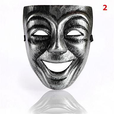 voordelige Maskers voor de feestdagen-Halloweenmaskers Muovi Horrorthema Volwassenen Jongens