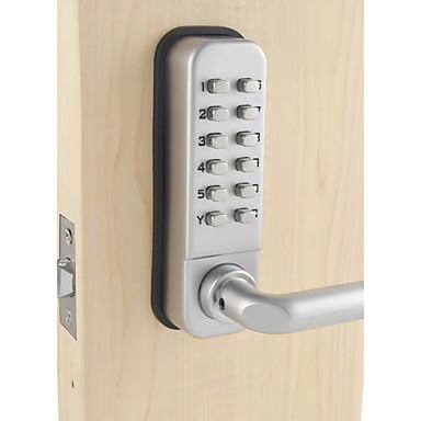povoljno Zaštita i sigurnost-304Nehrđajući čelik Smart Home Security sistem Dom / Apartman / Hotel Sigurnosna vrata / Drvena vrata / Kompozitna vrata (Način otključavanja Lozinka)