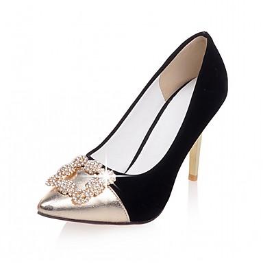 Zapatos morados de primavera oficinas para mujer 4N6TOz7T