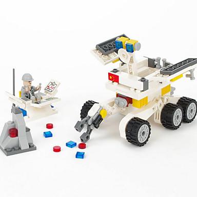 GUDI Action Figures & Stuffed Animals Building Blocks บล็อกทางทหาร เครื่องจักร ทหาร ที่เข้ากันได้ Legoing เด็กผู้ชาย เด็กผู้หญิง Toy ของขวัญ / ของเล่นการศึกษา