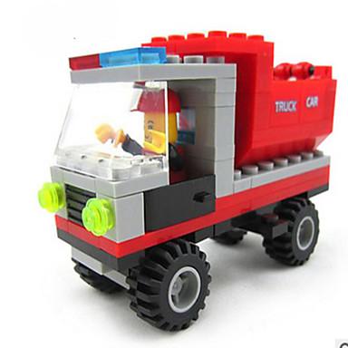 WANTOY รถของเล่น Building Blocks บล็อกทางทหาร ทหาร ที่เข้ากันได้ Legoing DIY ยานพาหนะก่อสร้าง เด็กผู้ชาย เด็กผู้หญิง Toy ของขวัญ / ของเล่นการศึกษา