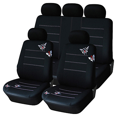 billige Interiørtilbehør til bilen-Setetrekk til bilen Setetrekk tekstil Vanlig Til