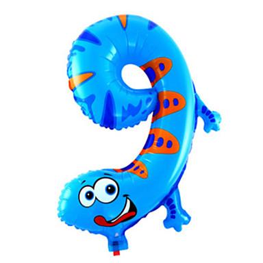 ลูกบอล Balloons แปลกใหม่ Aluminium เด็กผู้ชาย เด็กผู้หญิง Toy ของขวัญ 1 pcs
