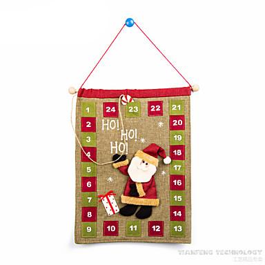 Santa Suits มนุษย์หิมะ ตกแต่งวันคริสมาสต์ น่ารัก Cartoon คุณภาพสูง แฟชั่น สิ่งทอ เด็กผู้ชาย เด็กผู้หญิง Toy ของขวัญ