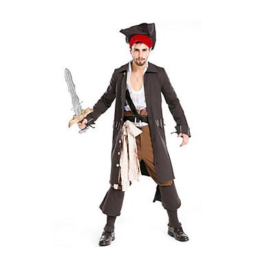 Festival Högtid Halloween Kostymer svart Enfärgat Kappa   Byxor   Skärp    Hattar Halloween Man 5384826 2019 –  87.99 e2d7384fc5344