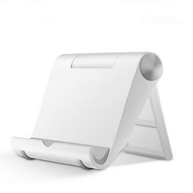 preiswerte Telefone & Zubehör-Bett / Tisch Universell / Handy / Tablet PC Ständerhalter montieren Verstellbarer Ständer Universell / Handy / Tablet PC Kunststoff Halter