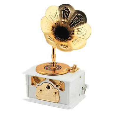 กล่องดนตรี แปลกใหม่ พลาสติก 1 pcs เด็กผู้ชาย เด็กผู้หญิง Toy ของขวัญ