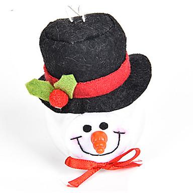 Santa Suits Elk มนุษย์หิมะ ตกแต่งวันคริสมาสต์ น่ารัก Cartoon คุณภาพสูง แฟชั่น สิ่งทอ เด็กผู้ชาย เด็กผู้หญิง Toy ของขวัญ