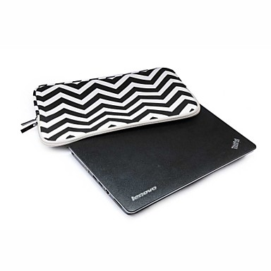 14.1 15.4 นิ้วกระเป๋าคอมพิวเตอร์โน๊ตบุ๊ครูปแบบลายปกสมาร์ทสำหรับ MacBook / Dell / HP / sony / พื้น / Ausa / Acer / ซัม ฯลฯ