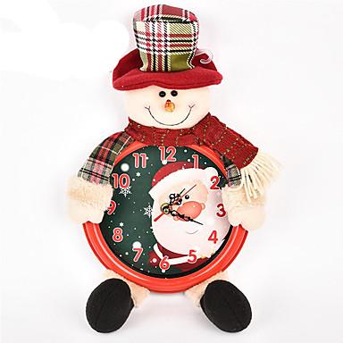 Santa Suits มนุษย์หิมะ ตกแต่งวันคริสมาสต์ น่ารัก บทความเกี่ยวกับเครื่องตกแต่ง Cartoon คุณภาพสูง แฟชั่น สิ่งทอ เด็กผู้ชาย เด็กผู้หญิง Toy ของขวัญ