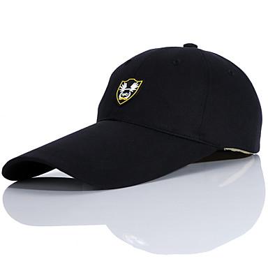หมวก ทุกเพศ ระบายอากาศ สำหรับ วิ่ง Golf กีฬาสันทนาการ แฟชั่น ฤดูใบไม้ผลิ ฤดูร้อน ตก
