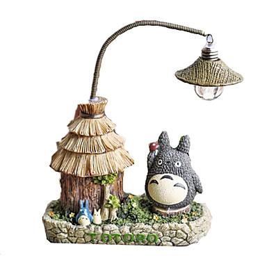LED Lighting Action Figures & Stuffed Animals แมว บ้าน ABS เด็กผู้ชาย เด็กผู้หญิง Toy ของขวัญ